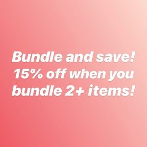 Other - ✨Bundle your likes and save big!!✨